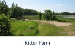 Ritter Farm Park bridge
